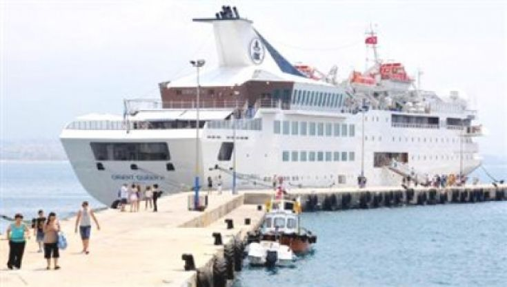Cruiser expeditions between Beirut of Lebanon and Alanya weekly