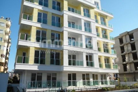 Magnificent Apartments at Low Prices in Konyaalti, Antalya