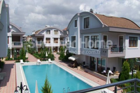 Reasonably Priced Triplex Villas in Luxury Complex in Belek
