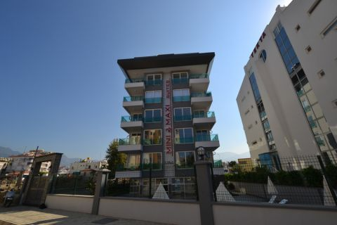 Reasonably Priced Apartments Close to Beach in Oba, Alanya