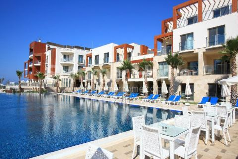 Unique Apartments in Marvelous Complex in Bodrum