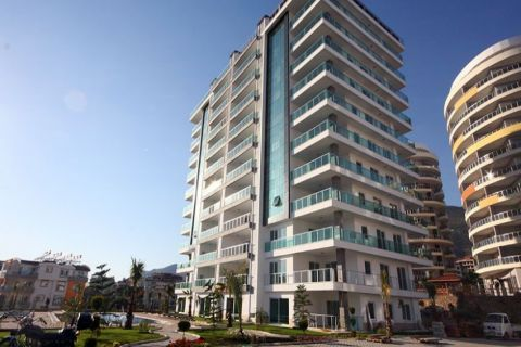 Spacious Apartments with Marvelous View in Cikcilli, Alanya
