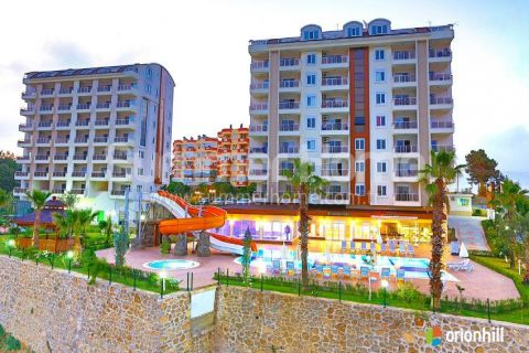 Low-Priced Comfortable Apartments in Peaceful Area in Alanya