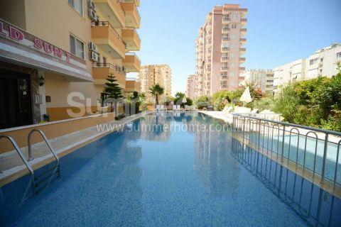 Gold Sun 1 Mahmutlar - Wohnung in Alanya | Immobilien Türkei