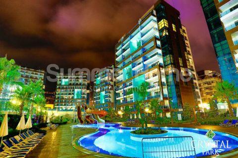 2-x комнатные комфортные апартаменты в Crystal Park