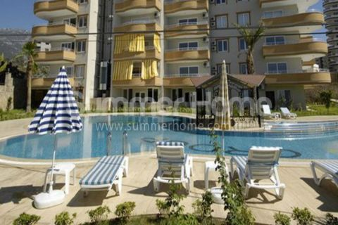 Apartments with Good Prices in Alanya