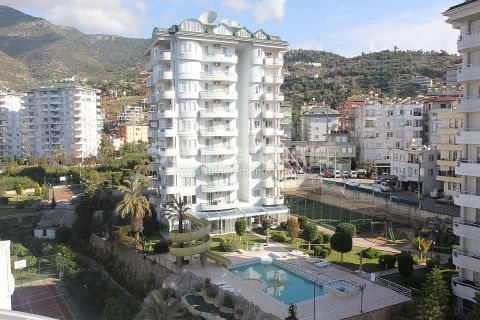 Modernly Designed Apartment with 2 Bedrooms in Alanya