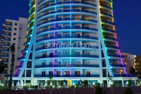 Ultra Modern Apartments with Stunning Sea View in Alanya