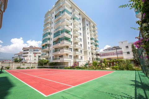 Panoramic View Apartments Close to Beach in Tosmur, Alanya