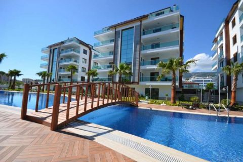 Fancy Apartments Close to Shops in Oba, Alanya