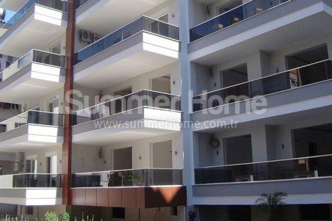 Stylish Apartments in Perfect Location Near Sea in Alanya