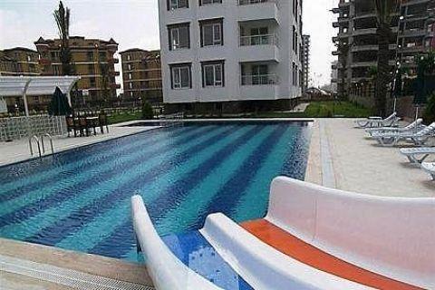 Schicke Strandwohnungen im attraktiven Bezirk Lara, Antalya