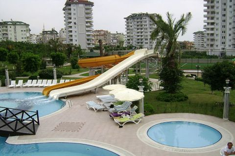 Modern Apartments with Stunning View in Cikcilli, Alanya