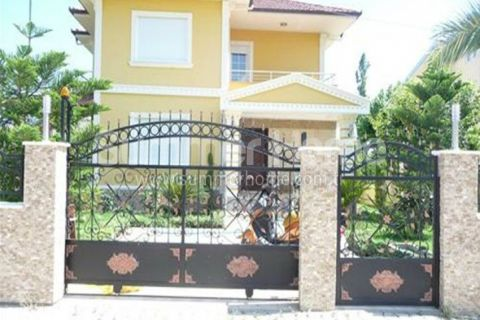 Spacious Villa for Sale in Kemer