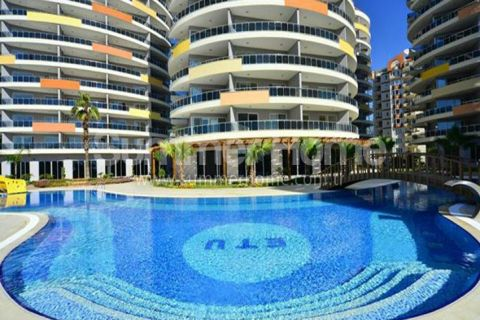Vesta Garden Apartments mit Meerblick - Wohnung Alanya | Immobilien Türkei