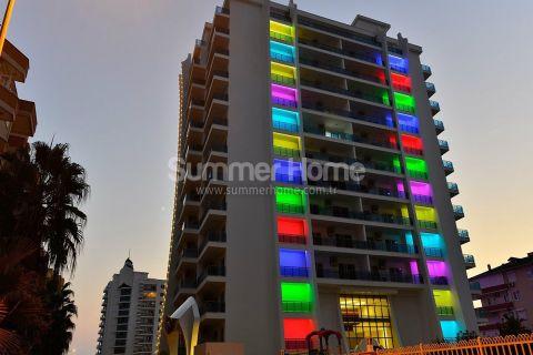 Ruime appartementen te koop in Alanya