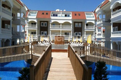 Beautiful Apartments Close to Shopping Centers in Side