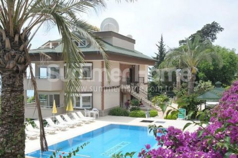 Fantastic Apartments with a Spectacular Sea View in Alanya