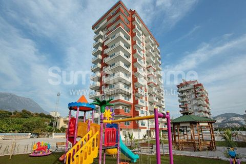 Apartments with Low Prices in Alanya