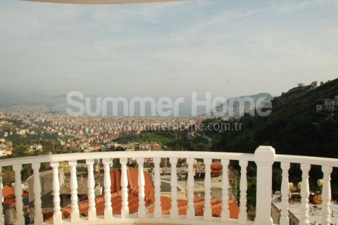 Alanya Hill villa's te koop in Alanya