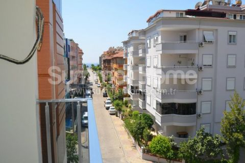 Доступные квартиры недалеко от моря в Алании