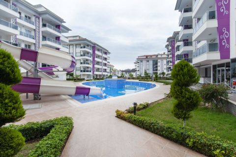 Low-Priced Apartments with Modern Design in Kestel, Alanya