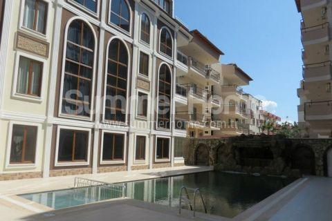 Spacious Apartments in Alanya