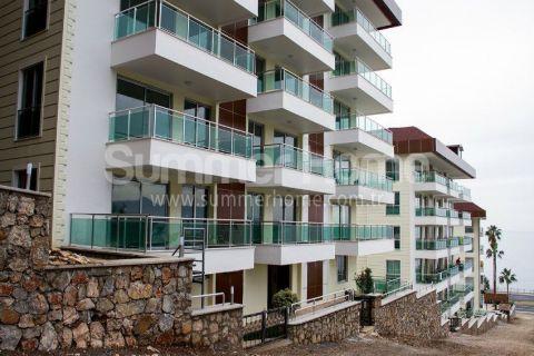 Green Wood Hill Residence - Wohnung in Kargicak - Alanya | Immobilien Türkei