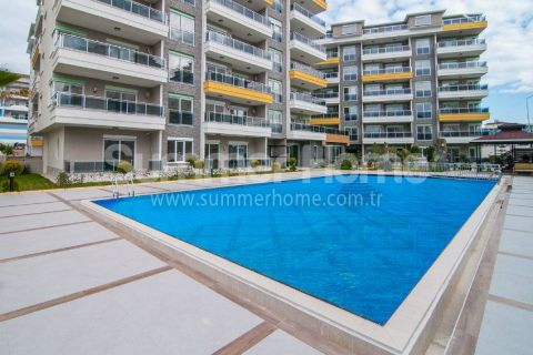 Perfect Apartments in Quiet Area in Kestel, Alanya