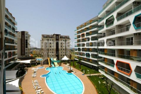 Luxury Complex with Well-Priced Apartments in Alanya