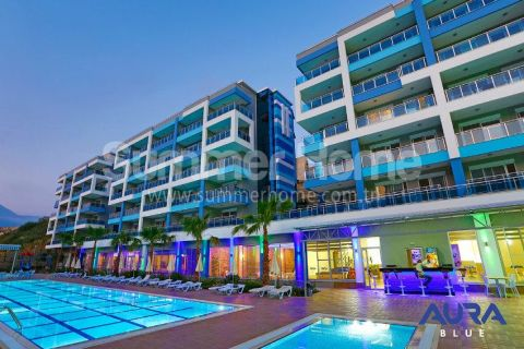 Luxurious 1 Bedroom Apartments in Calm District Kestel, Alanya