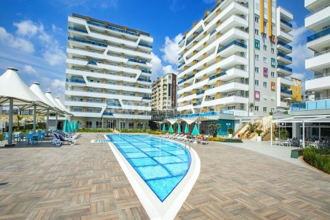 Emerald Dreams appartementen in Alanya