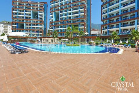 Contemporary Apartments in Exclusive Luxury Residence in Alanya