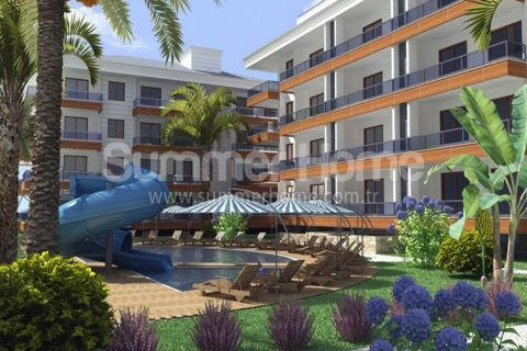 Diamond Beach Apartments | Immobilien Türkei