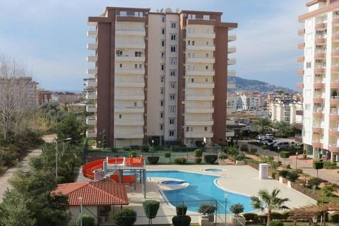 High-Quality Apartments with Exclusive Facilities in Alanya