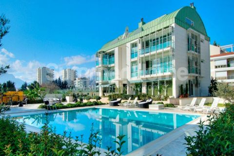 High Standard Apartments Close to Beach in Antalya