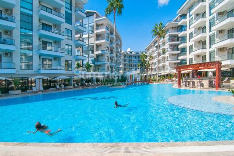 Low Budget Apartments Close to Beach in Kestel, Alanya