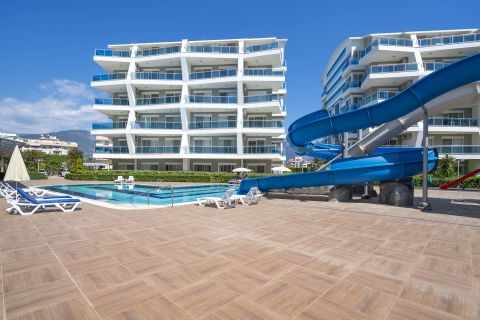 Exclusive Crystal Nova Apartments in Alanya