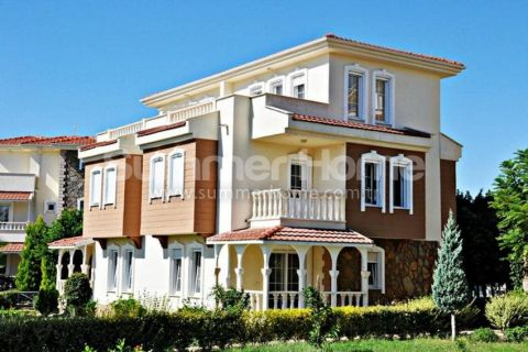 Luxury Villas with Stunning Views Over The Mediterranean in Alanya