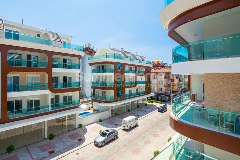 Luxury Sea View Apartments in the Center of Alanya