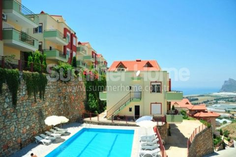 Nice Apartments in Quiet Town Gazipasa, Alanya