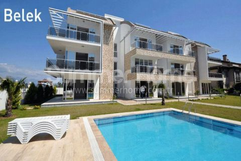 Amazing Apartments Close to Golf Courses in Belek