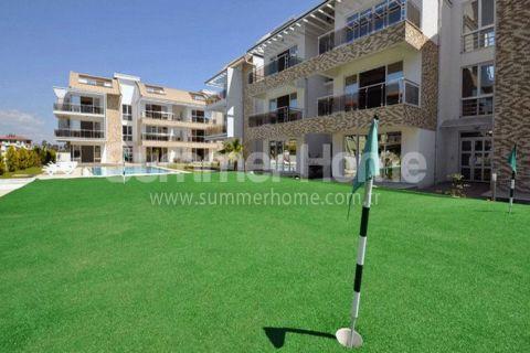 Изысканные гольф апартаменты для продажи в Белеке