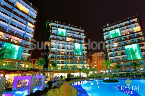 Crystal Park - Apartments in Cikcilli - Alanya | Property in Turkey