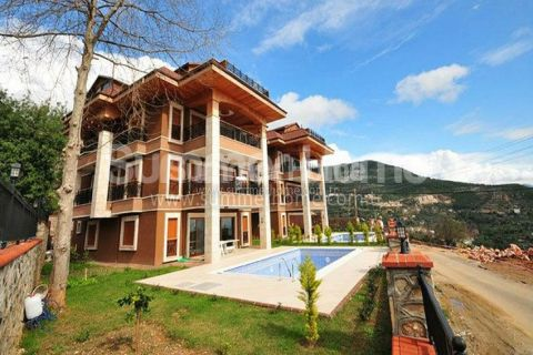 Elite Villa for Sale in Alanya