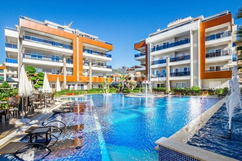 High-Quality and Modernly Designed Apartments in Oba, Alanya