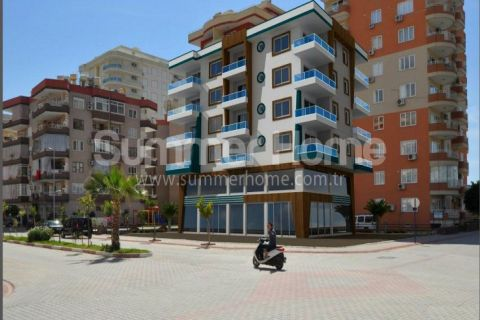 Cozy and Stylish Apartments with Mountain View in Mahmutlar, Alanya