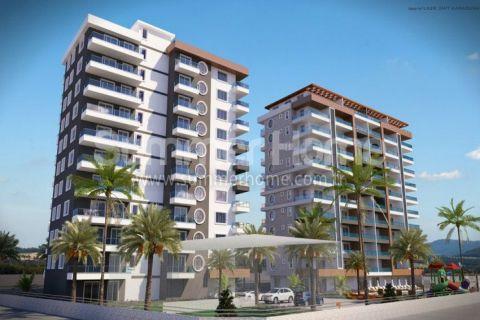 Betaalbare appartementen in Alanya