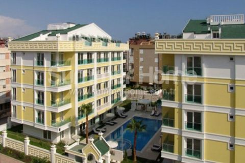 Modern Residence with Cozy Apartments in Konyaalti, Antalya