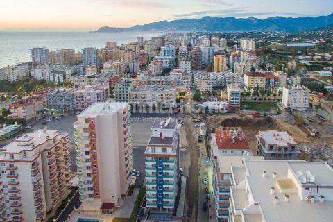 Exclusive Apartments with Incredible Sea View in Mahmutlar, Alanya
